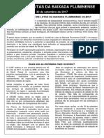 Boletim Do Comitê de Lutas Da Baixada Fluminense Formatado