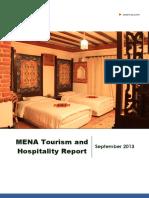 Aranca MENA Tourism Newsletter September 2013