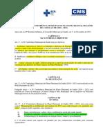REGIMENTO CONFERENCIA