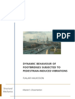 FJALAR HAUKSSON - DYNAMIC BEHAVIOUR OF FOOTBRIDGES .pdf