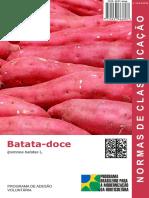 BATATA DOCE NORMAS DE CLASSIFICAÇÃO.pdf