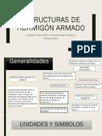 estructuras de hormigon armado