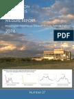 Beddington Farmlands Bird and Wildlife Report 2016