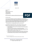 Letter to Illinois Director Beard