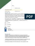 APOL 1-Analise de Credito e Risco e Gestão de Talentos