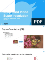 Image and Video Super-resolution
