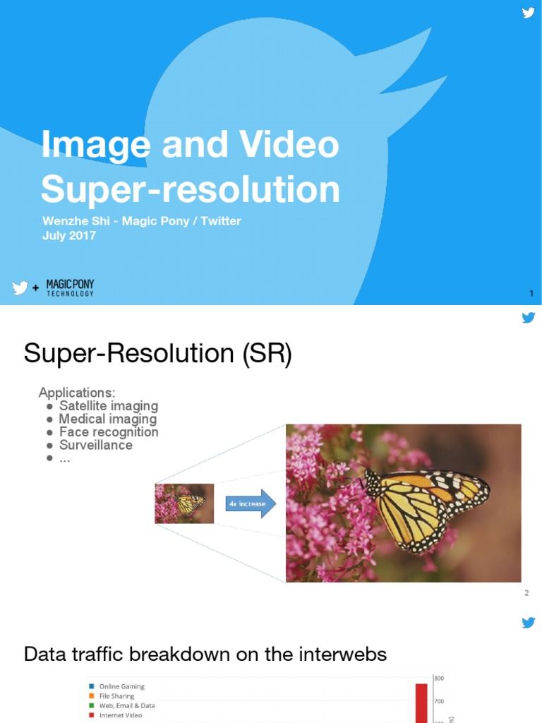 Image and Video Super-resolution | Pixel | Artificial Neural Network
