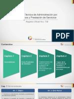 Norma Tecnica Por Procesos y Prestacion de Servicios