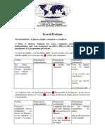 Langue Et Grammaire II - Travail de Systématisation