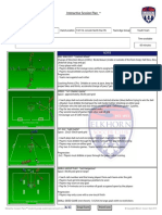Session Plan Coerver