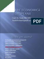 Economia Integrarii Europene - Radu Nechita