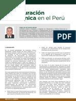 La Facturación Electrónica en El Perú