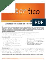 Cuidados con Caida de Tension en Cables.pdf