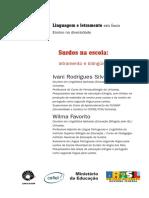 Surdos Na Escola Letramento e Bilinguismo