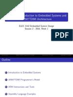 ELEC 2142 (2016) Week 1