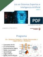 Ee81_clase1 Conceptos de IA