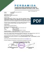 Surat Undangan PERBAMIDA Jombang