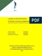 revisian laporan OJT