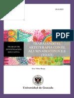 Vélez Borja Eva Arteterapia