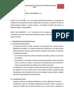 Sist.gestion en Ohsas 18001 - Fcsad Blueberry s.A