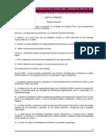 Codigo de Procedimientos Penales Para El Estado Libre y Soberano de Quintana Roo