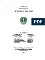 Makalah Farmakologi - Kelompok VII HIV-AIDS