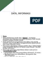 Konsep Data Dan Informasi