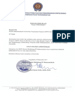 Pengumuman Seleksi Administrasi Mspp Batch II 1