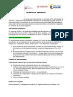 Terminos de Referencia Convocatoria Fondo Vivir La Paz Definitivo 0