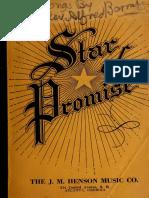 Star of Promise - 16 Songs by Rev. Alfred Borratt