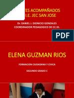 DOCENTES ACOMPAÑADOS   2017 - DIONICIO.pptx
