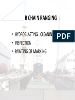 Anchor Chain Ranging