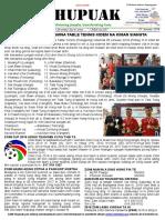 Thupuak Volume 12, Issue 31 (07 January 2018)