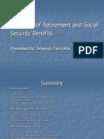 Retirement SocialSecurity