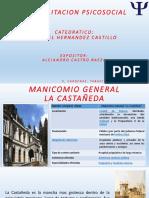 Manicomio La Castañeda Tarea