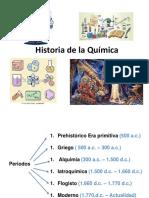 Clase Nº1Alquimia, Historia Quimica Ppt
