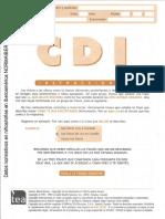 4. CDI