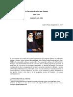 La Estructura de la Persona Humana - Reseña.doc