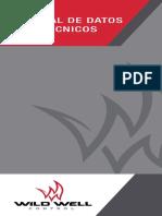 WW TechDataBook Spanish