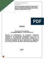 Bases Proceso de Contratación N 17-2017-Nuevo Mocupe-Cayalti-Oyotun