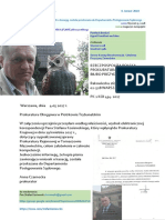 Maska posmiertna Jaroslawa Kaczynskiego PDO542 Czy Polska przejmie 40.000 afrykanskich imigrantow z Izraela FO von SK PDO280 Testament Jaruzelskiego SSetKh IN 20180106 ME SOWA 2D