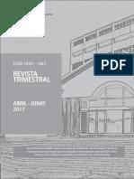 Revista Trimestral Banco Central de Reserva