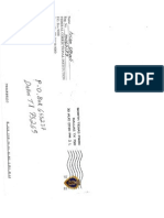 Smadi Letter
