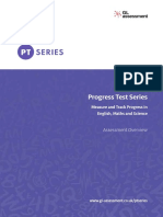 Ptseries Assessment Overview