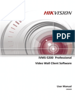 User Manual of Blazer Pro Video Wall Client Software V1.1.1(1)