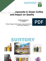 2015 Chemical Impact Coffee