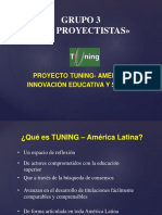 Ppt Los Proyectistas
