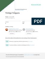 Vitiligo Vulgaris