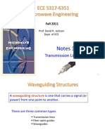Notes 1 - Transmission Line Theory.pptx