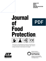 Journal Food Protection 2016